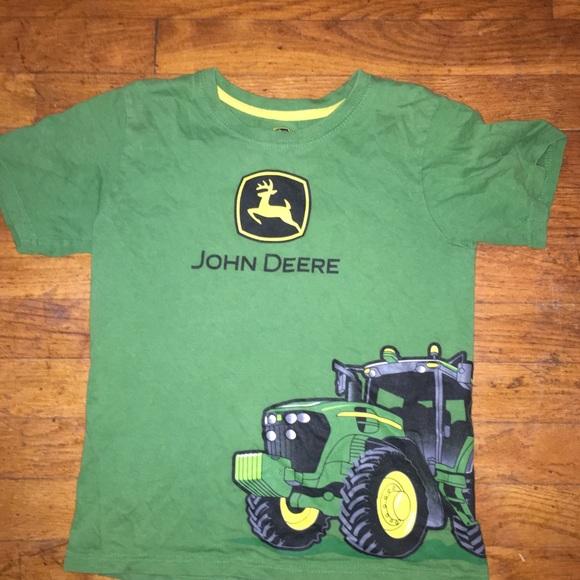 John Deere Baby Boys Graphic Tee